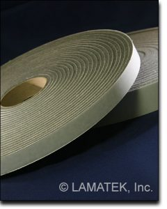 Weatherstripping Tape by LAMATEK