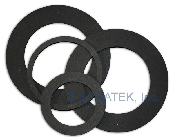 Duct gaskets for HVAC by LAMATEK