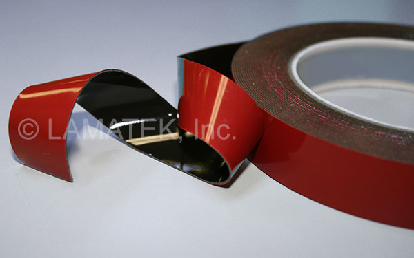 High bond tapes for HVAC by LAMATEK