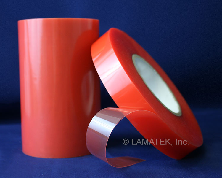 Ultra Thin 8 mil Film Tape