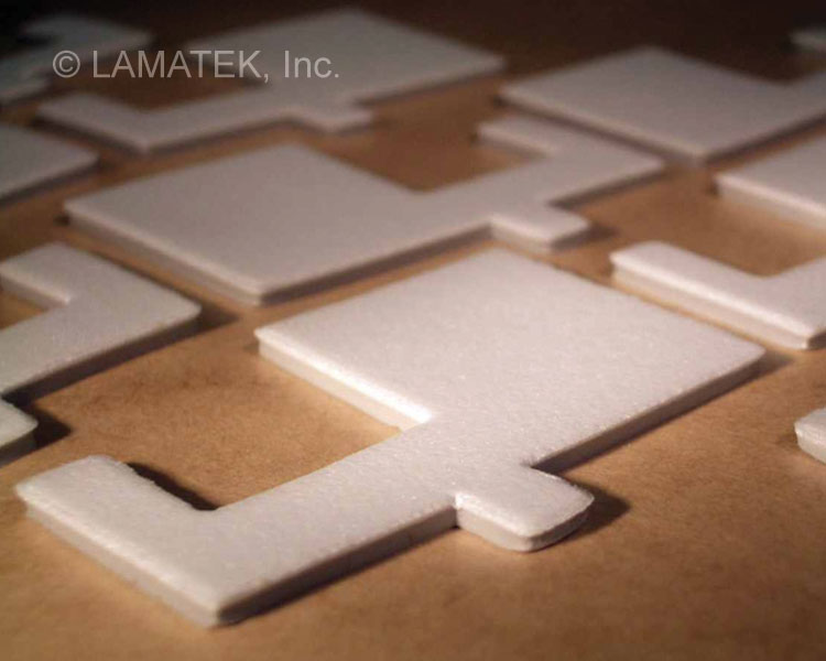 Butyl Sealing Gaskets by LAMATEK