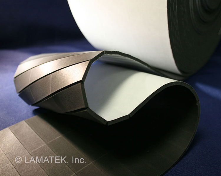 High Density Urethane Gaskets by LAMATEK