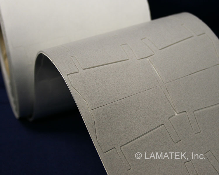 PVC Foam Gaskets by LAMATEK