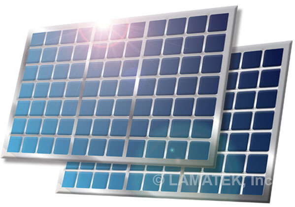 Solar Panel Tape by LAMATEK
