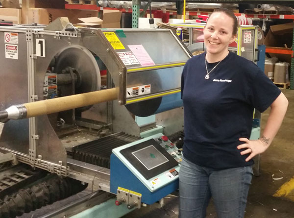 Spotlight On Women In Manufacturing: Jenna Hunsberger