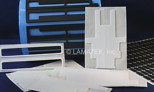 LAMATEK,Inc  | Flexible Foam & Adhesive Backed Foam Products