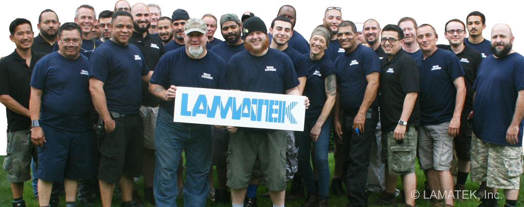 LAMATEK'S Production Team photo