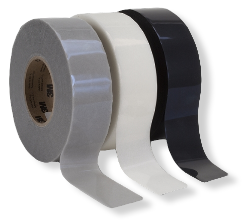 3M Extreme Sealing Tape by LAMATEK. Available in Black, Gray, and Translucent (natural)